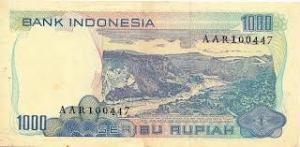 uang seribu